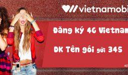 Cách đăng ký 4G Vietnamobile 1 tháng ưu đãi nhất hiện nay 2021