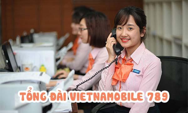 Tổng đài Vietnamobile, số hotline hỗ trợ khách hàng Vietnamobile 24/7