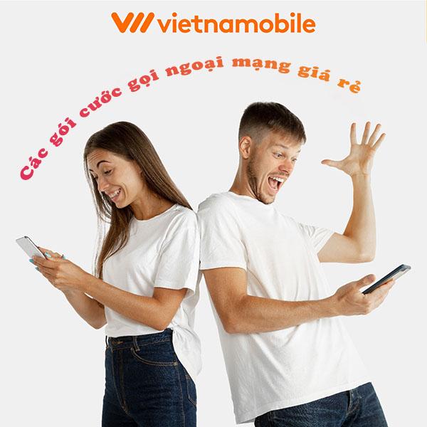 Tổng hợp các gói cước gọi ngoại mạng Vietnamobile giá rẻ