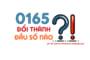 0165 đổi thành đầu số gì?