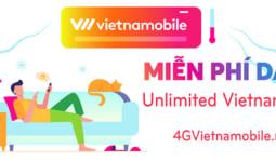 gói Unlimited Vietnamobile