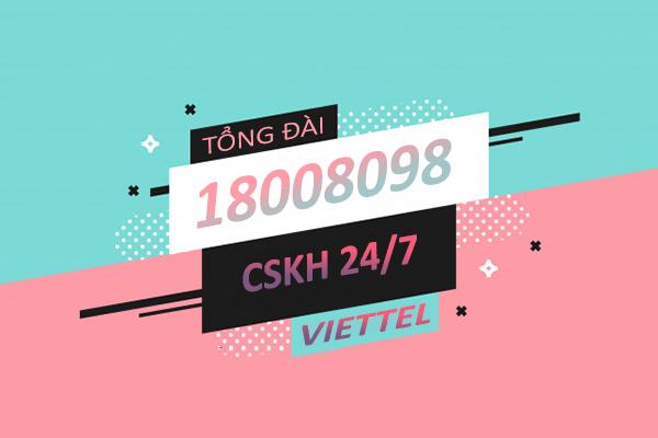Tổng đài Viettel Telecom chăm sóc khách hàng 24/7 số mấy?