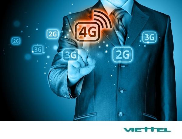 Cách cài đặt 4G Viettel miễn phí đơn giản nhất