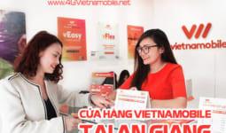 Danh sách cửa hàng Vietnamobile tại An Giang gần nhất 2021