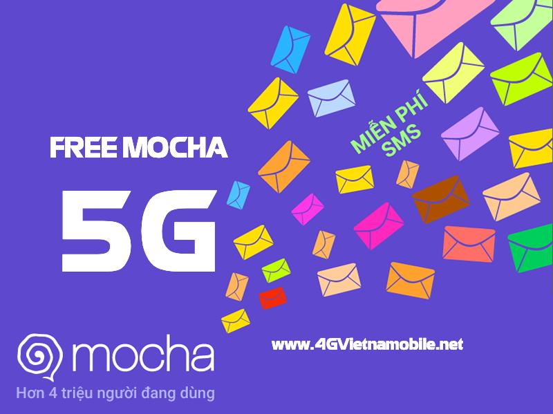 Mocha Free 5G Viettel là gì? Cách sử dụng gói Free Mocha 5G nhận 5GB data miễn phí