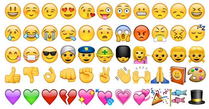 +1001 Icon Facebook - Biểu tượng cảm xúc iCon fb đẹp và độc nhất